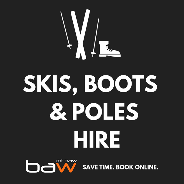 Picture of Ski Boots and Poles Hire