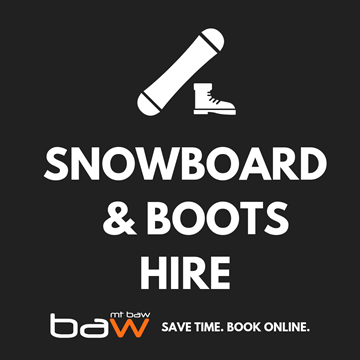Picture of Snowboard and Boots Hire