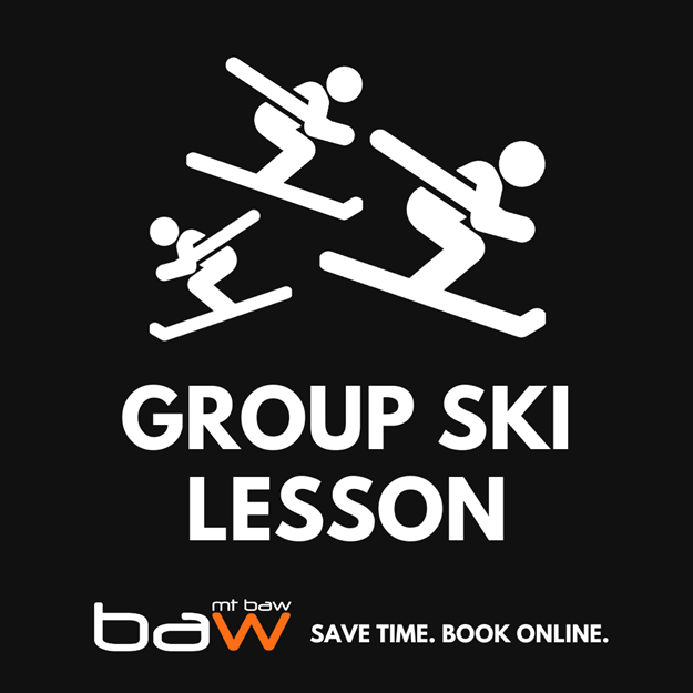 Picture of Ski 1 Hour Group Lesson