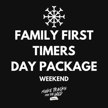 Picture of Weekend Family First Timers Day Package