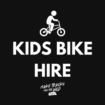 Picture of Kids Bike Hire (Full Day)