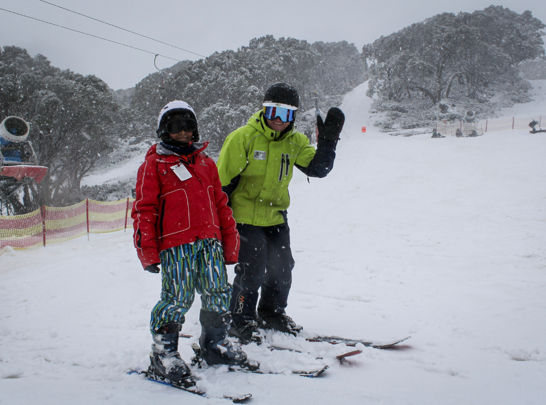 Picture for category Ski Private Lessons