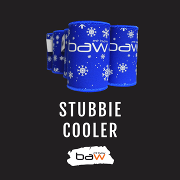 stubbie cooler holder mt baw baw