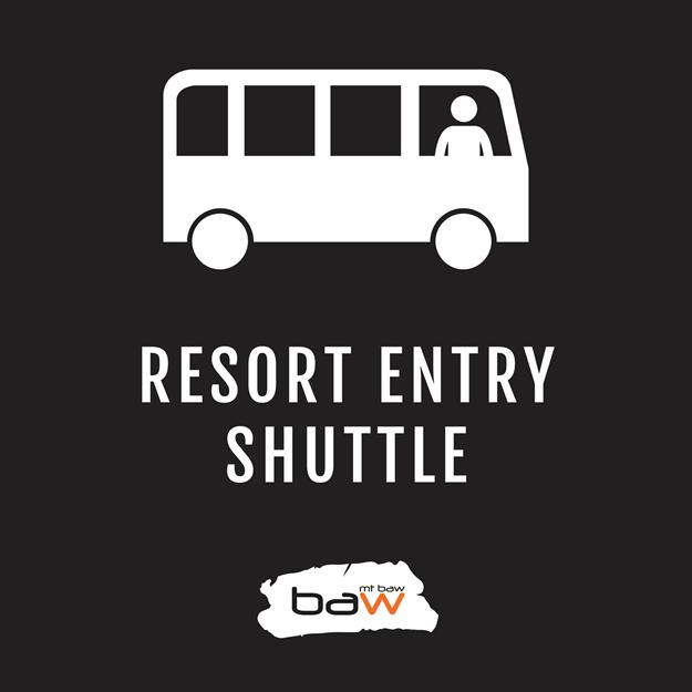 Winter Shuttle (One-way) の画像